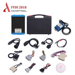Function Connectors Australia - FVDI 2018 ABRITES with All Functions Of V2015 V2018 with 18 Softwares And Most of Functions Of VVDI2 Car Diagnostic Scanner Tool