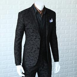 $enCountryForm.capitalKeyWord Australia - 2019 Spring and Autumn Korean Business Suit Mens Slim Casual Suits Male Camouflage Suit Jacket Black Blazer Men Coat 365wt01