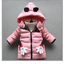 $enCountryForm.capitalKeyWord NZ - good qulaity winter warm girls coats children cartoon long sleeve thick outerwear casual hooded jackets down parkas kids snow suit