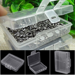 $enCountryForm.capitalKeyWord NZ - Transparent Fishing Lure Tackle Hook Bait Plastic Storage Box Container Case