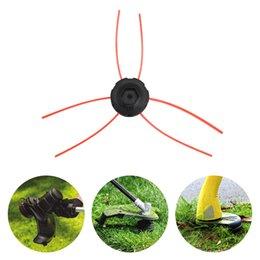 $enCountryForm.capitalKeyWord NZ - Grass Trimmer Head Nylon Line Cutter for Lawnmower Garden Tools Parts