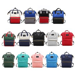 Wholesale Baby Diaper Bag Fashion Mummy Maternity Nappy Bag Large Capacity Baby Bags Bolsa Maternidade Designer Nursing Bag For Mother