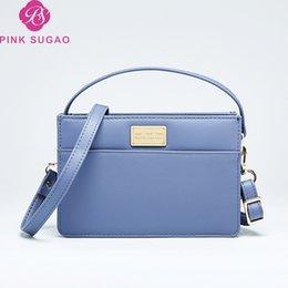 Cross bow online shopping - Pink sugao designer luxury handbags purses women tote bags shoulder bag new fashion crossbody bags simple pu leather messenger handbags