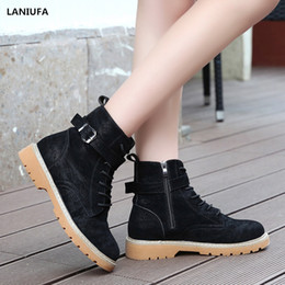 $enCountryForm.capitalKeyWord Australia - Autumn Women Flats snow boots shoes women Winter warm Ankle Botas woman walking Camouflage combat motorcycle boots mujer &477