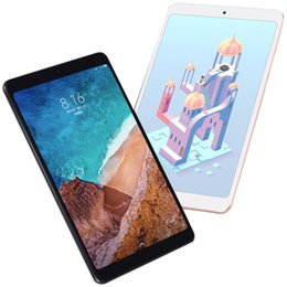Chinese  Global version Multi-language Xiaomi Mi Pad 4 Plus 128GB Tablets 4 Snapdragon 660 AIE 8620mAh 10.1'' 16:10 1920x1200 Screen 13MP manufacturers