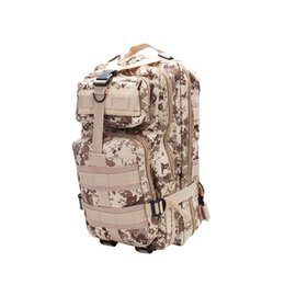 travel fan NZ - 3p Backpacks Outdoor Sports Multi-functional Camouflage Backpacks Military Fans Tactics Training Hiking Bag Wholesale Factory B101966Y