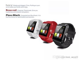 $enCountryForm.capitalKeyWord Australia - (Special at u8 smart watch)MTK chip 6260 6261A 230mah 160mah Android bluetooth smart watch u8