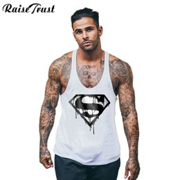 Musculation Men online shopping - New regatas vest fitness bodybuilding workout world of tank tops cotton clothing undershirt Plus Size Loose musculation gyms