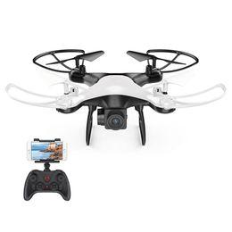 1 Unids Quadcopter RC Drone Altitud Hold Wifi Modo en tiempo real sin cabeza 2.4 Ghz 360 Grados Rolling YJS Dropship
