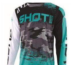 $enCountryForm.capitalKeyWord Australia - Wholesale 2019 Motocross Jersey fit adult For SHOT counter Jersey Downhil Mountain Bike DH Shirt MX Racing Sports Jersey Z1