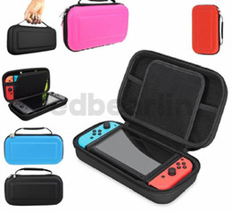 hard carry case for nintendo 2018 - For Nintendo Switch Protective Case Cover Hard Shell Pouch Portable Travel Carry Case EVA Bag with retail box