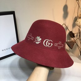 fallen hats Australia - G528, 115,Spring and Fall, new fisherman hat, sunshade,Letter ,Flower ,sun protection.Solid..