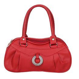$enCountryForm.capitalKeyWord UK - Cheap Fashion 2019 New High Quality Women Fashion Pure color Handbag Shoulder messenger Bag Tote Ladies Purse C