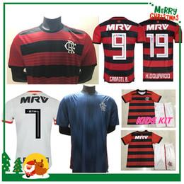 5f8876f2f7f3e 18 19 flamengo jersey 2018 2019 Flemish GUERRERO DIEGO VINICIUS JR Soccer  Jerseys Brazil Flamengo GABRIEL B sports football kids kit shirt