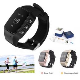 $enCountryForm.capitalKeyWord Australia - D99 Elderly GPS Wifi Tracker SOS Sports Wristwatch Safety Anti-Lost Locator Watch for IOS Android Smart Watch Band 2019