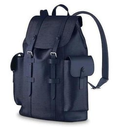 $enCountryForm.capitalKeyWord Australia - 2019 M58868 Christopher Pm Fashion Men Blue Travel Bag Backpacks Fashion Shows Oxidized Leather Business Bags Handbags Totes Messenger Bags