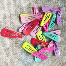 Dog Grooming Hair Clip Australia - 2019 2.5 BB Clip Pet Hairpin Dog Accessories mini paint small hair clip ice cream color baby bb clip water100pcs lot