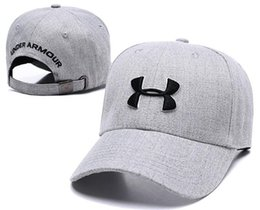 Fashion Cotton Sunhats Australia - luxury Strapback Brand UN golf Cap Under Casquette Adjustable Hats casual men women Hip hop Fashion Designer Hat travel hat sunhat 12