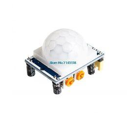 $enCountryForm.capitalKeyWord UK - Freeshipping ship world Free Ship 100pcs HC-SR501 HC SR501 NEW Adjust Infrared IR PIR Motion Sensor Detector Module Security Motion HC-SR501