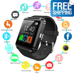 $enCountryForm.capitalKeyWord NZ - U8 Smart Watch Bluetooth Smartwatch U80 for IPhone 6   5S Samsung S6   Note 4 HTC Android Phone Smartphones Android