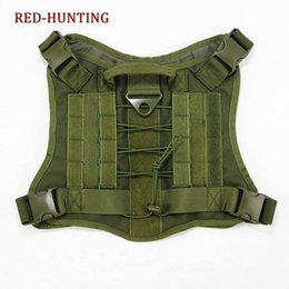 $enCountryForm.capitalKeyWord Australia - Tactical Vest Dog Outdoor T-shirt Clothes Dog Paintball Vests Gear Hunting Accessories For Pets