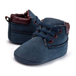 suede leather baby moccasins 2019 - Baby Shoes Suede Leather Moccasins Winter Baby Booties Infant Shoes Boy Girls Newborn Shoe Kids Footwear First Walker ch