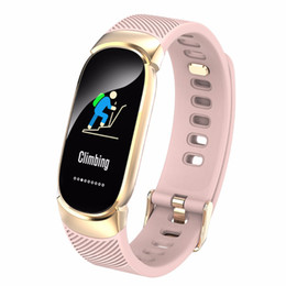 $enCountryForm.capitalKeyWord Australia - Smart Watch Men Women Outdoor Sport Fitness Tracker Watch Heart Rate Monitor Blood Pressure Oxygen Health Watches Band Bluetooth