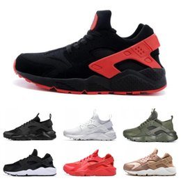 black white men shoes cheap Australia - Cheap Huarache I Running shoes Men Women Classic Grey Triple Black White Huraches Trainers Sport Shoes Runner Athletics Sneaker US 5.5-11
