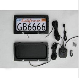 $enCountryForm.capitalKeyWord Australia - USA Metal Car licence holder remote control car license plate frame American car license privacy cover S925