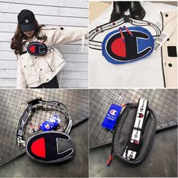 Funny shoulder bags online shopping - Purse Champion Funny Pack Chest bag One Shoulder Bags Unisex Chest Waist Bag Men Women Travel Handbags C3157