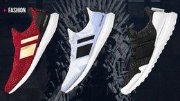 $enCountryForm.capitalKeyWord Australia - 2019 Game of Thrones Ultra Boost White Walker House Lannister Targaryen Dragons Stark Men Women Ultraboost UB 4.0 Casual Shoes Sneakers 32