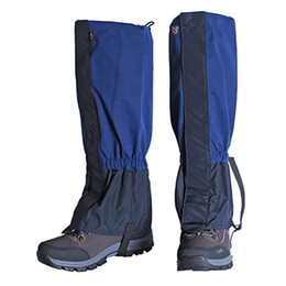 $enCountryForm.capitalKeyWord Australia - Unisex Camping Hiking Waterproof Leg Cover Ski Boot Travel Shoe Snow Hunting Climbing Gaiters Leggings