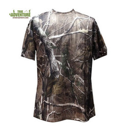 $enCountryForm.capitalKeyWord Australia - Clearance sale specials! Camouflage Men's short Sleeve T Shirt Summer Polyester Men Camo T Shirt for hunting clothing suits 2018