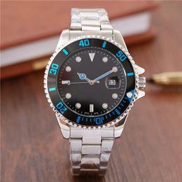 $enCountryForm.capitalKeyWord Australia - Reloj Hombre 44mm face Big Watch Men Designer New Digital Bezel Mens Watches Business Brand Luxury Bracelet Black Wristwatch Quartz Clock
