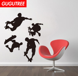 $enCountryForm.capitalKeyWord Australia - Decorate Home sport cartoon art wall sticker decoration Decals mural painting Removable Decor Wallpaper G-1575
