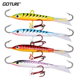 $enCountryForm.capitalKeyWord Australia - lure Goture 4pcs lot 18.2g 0.64oz 80mm 3.15in Jigging Lure Artificial Bait Ice Tackle Balancers For Winter Fishing