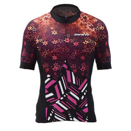 green giant clothing UK - summer Cycling short sleeve jersey GIANT Team Men breathable mtb bike shirt ropa clclismo racing tops bicycle clothing Y20032511