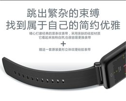 Intelligent Ring Australia - Crossborder explosion Q9 color screen intelligent hand ring heart rate and blood pressure monitoring information synchronous display factory