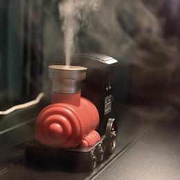 Train Usb Australia - Pop2019 Usb Desktop Mini- Amount Spot Supplies Aromatherapy Spray Small Train Mute Humidifier