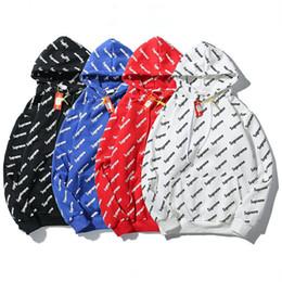 Standard p online shopping - Men s Baseball Hoodies Printing Casual Coat S U P Coat American Style Fashion Plus Size Loose Sweatshirts Black Skateboard Hoodies