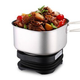 $enCountryForm.capitalKeyWord UK - Dual Voltage mini travel electric cooker portable electric cup dormitory cooking pot small Hot pot 110V|220V 350W Easy storage