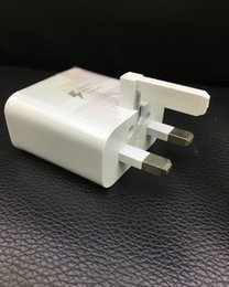 Charger Samsung Quality Australia - 3Pin Charger UK Adapter Support Fast Charging Full 2A Quality For Samsung S6 S8 S7 Note8