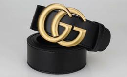 ceintures design de qualité cm ceintures de luxe pour hommes grande ceinture ceinture en cuir de la mode des hommes en Solde