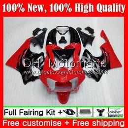 Cbr 919 Fairings Red Australia - Body Red black Hot For HONDA CBR 919RR CBR900 RR CBR 900RR CBR919RR 98 99 50MT2 CBR 919 RR CBR900RR CBR919 RR 1998 1999 Fairing Bodywork
