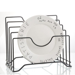 multifunctional kitchen rack Australia - Multifunctional Kitchen Cookware Chopping Board Organizer Storage Rack Pot Lid Holder Chopping Board Rack Accessories T200413