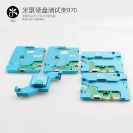 Discount iphone hard disk - Wozniak HDD hard disk test stand Repair For iphone 5G 5S 5C 6G 6P SE 6s 6sp 7g 7p NAND Flash Memory Motherboard fixture