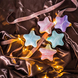 Party Present Box Australia - Star Shape Iron Candy Box Wedding Favors Party Gift Creative Ma Caron Color Hand Present Sweet Boxes