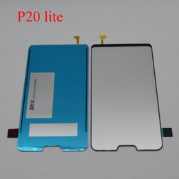 $enCountryForm.capitalKeyWord Australia - 5pcs lot High quality LCD Display Backlight Plate Replacement for Huawei p20 Lite p20 pro Back light Film