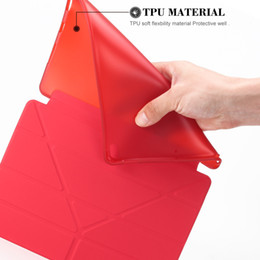 Gel case for ipad mini online shopping - For iPad Case Silica gel anti fall Cases Cover For New iPad Pro Air2 Mini