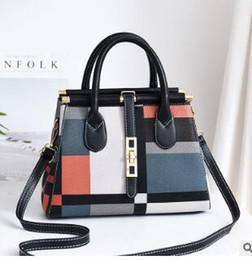 $enCountryForm.capitalKeyWord Australia - Women's 2019 new European and American large bag elegant fashion large capacity trend women's handbag shoulder bag for hair